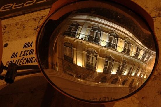 mirror city ball mirror
