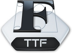 Misc file ttf