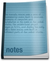 Misc Notepad