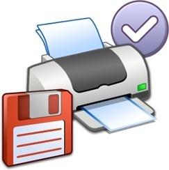 Misc Printer Floppy Default