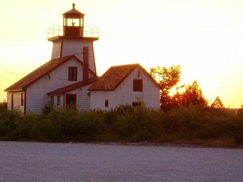mississagi lighthouse