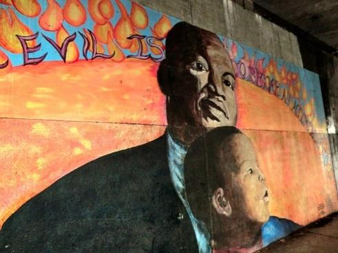 ml king mural 6058