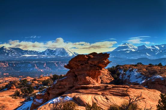 moab landscape