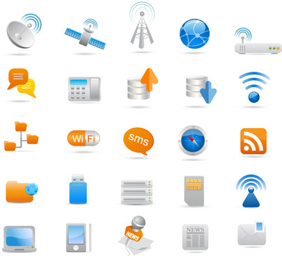 Mobile phone icon vector vector