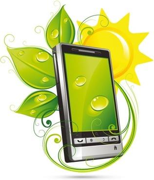 mobile vector 3