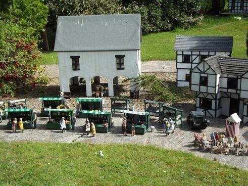 model village fete