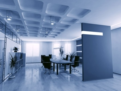 modern and stylish meeting room picture 3