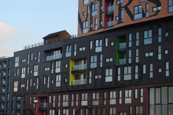 modern apartments