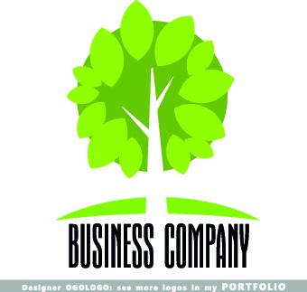 modern business logos creative design vectors
