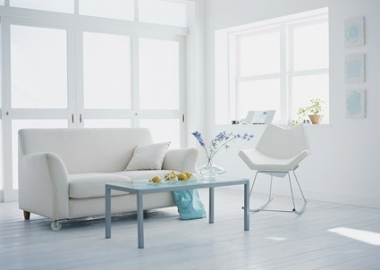 modern living room boutique picture