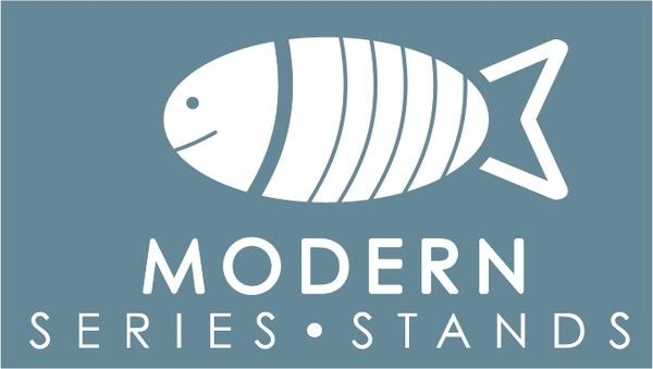 modern series stands