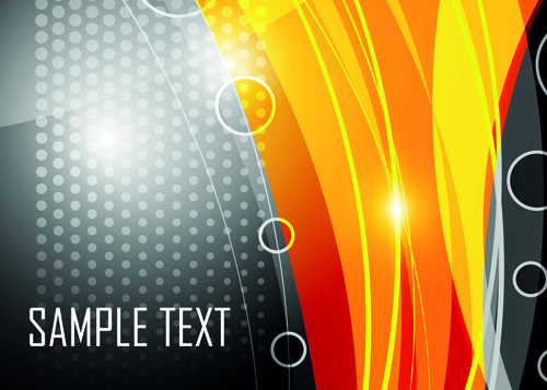 modern tech abstract vector background