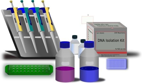 Molecular Biology work station