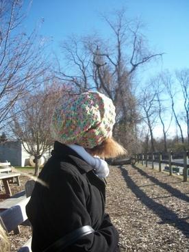 mom039s handmade hat