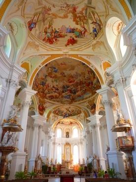 monastery abbey neresheim