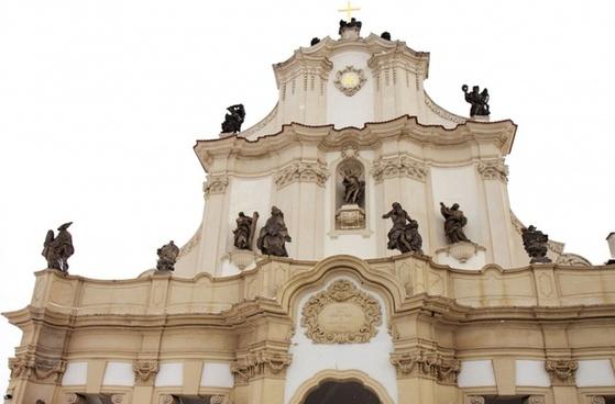 monastery building