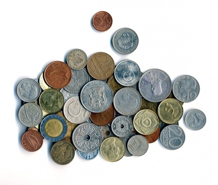 money coins currency