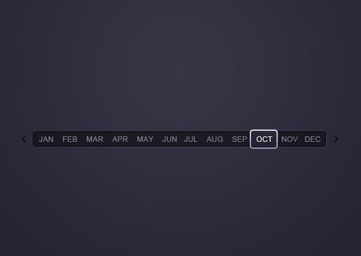Month Picker