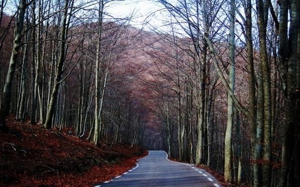 montseny barcelona road