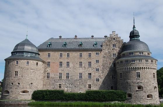 monuments city building