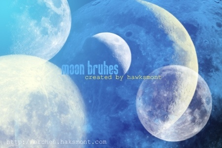 Moon Brushes