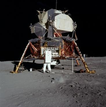 moon landing apollo 11 buzz aldrin
