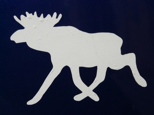 moose reindeer comic
