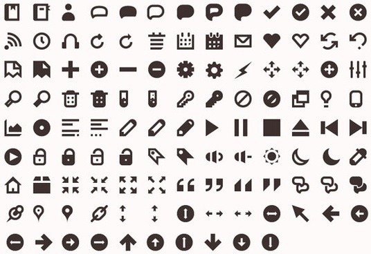more than 120 utility icon vector