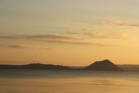 morning sepia background