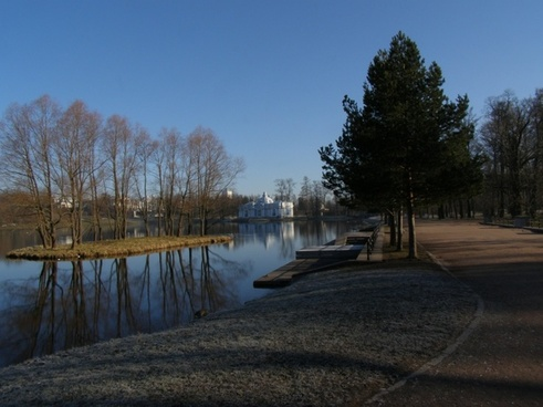 morning sky park