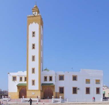 morocco agadir mosque