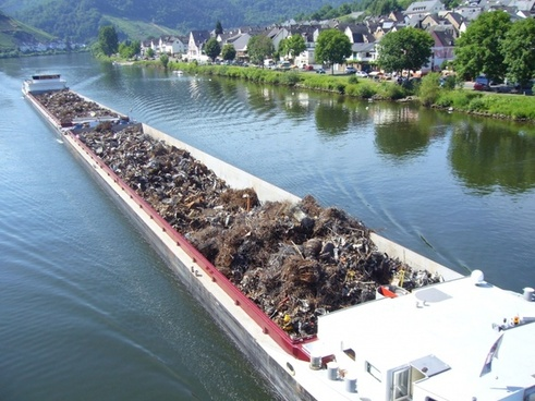 mosel river shipping