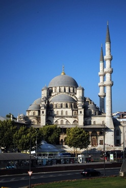 mosque istanbul turkey