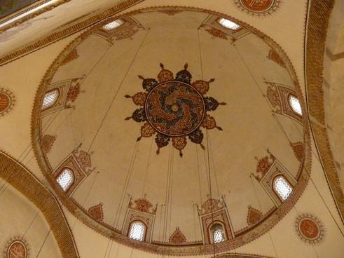 mosque konya mausoleum