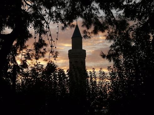mosque of yivli seminars mosque antalya