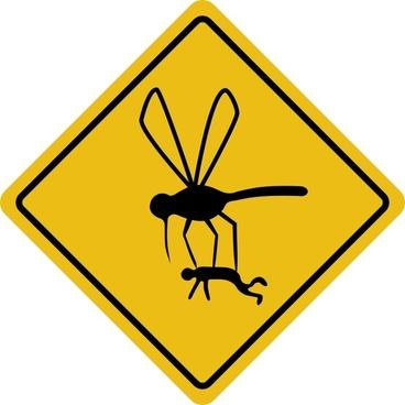 Mosquito hazard