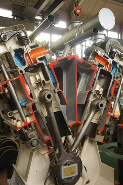 motor machine technique