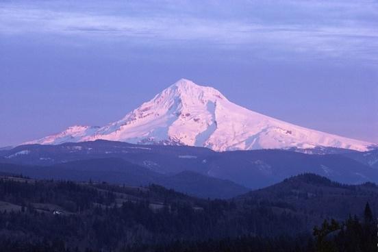 mount hood mountain