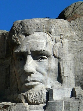 mount rushmore presidents abraham lincoln