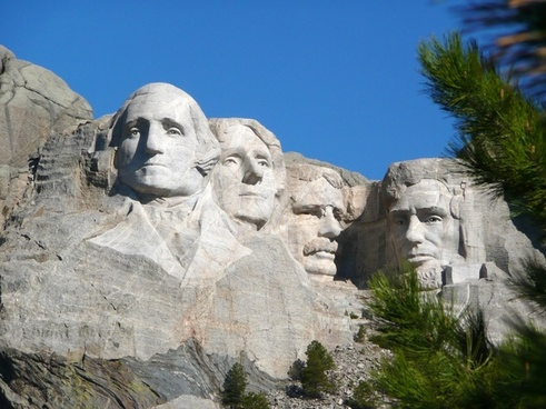 mount rushmore presidents of america south dakota