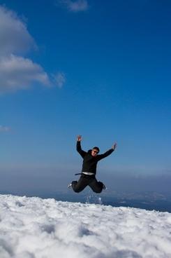 mountain crazy winter