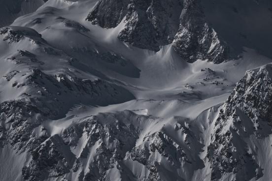 mountain details