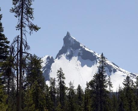 mountain mount thielsen oregon