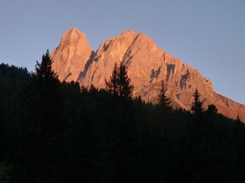 mountain south tyrol dolomites