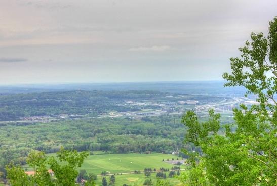 mountain view 1 at rib mountain state park wisconsin