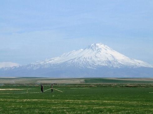mountain volcano hasan da��