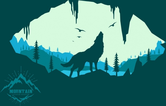 Wolf free vector download (118 Free vector) for commercial ...