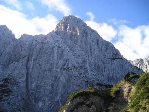 mountains alpine wilderkaiser