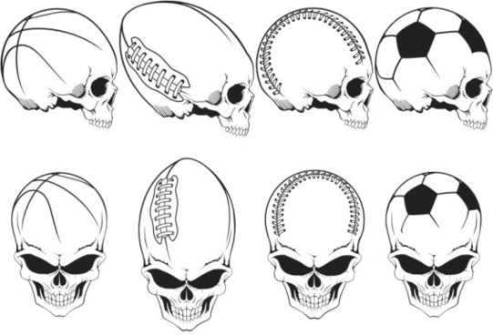 movement elements skull skull