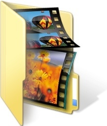 Movie open folder